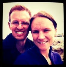 Justin and Christine Lukasavige