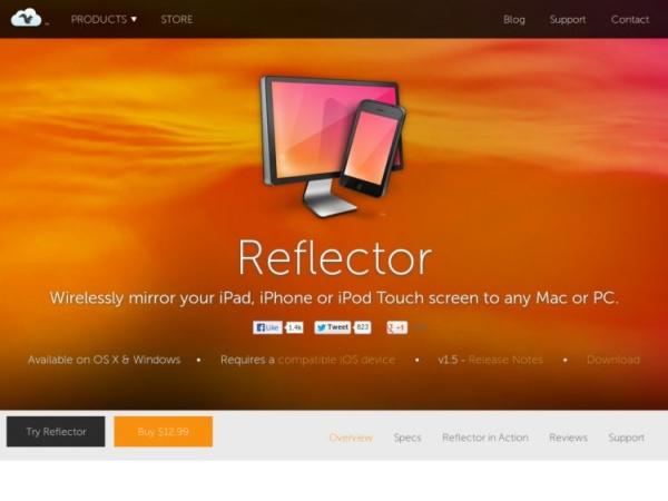 reflector app