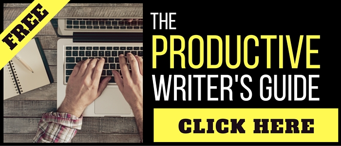 Productive Writer's Guide landscape