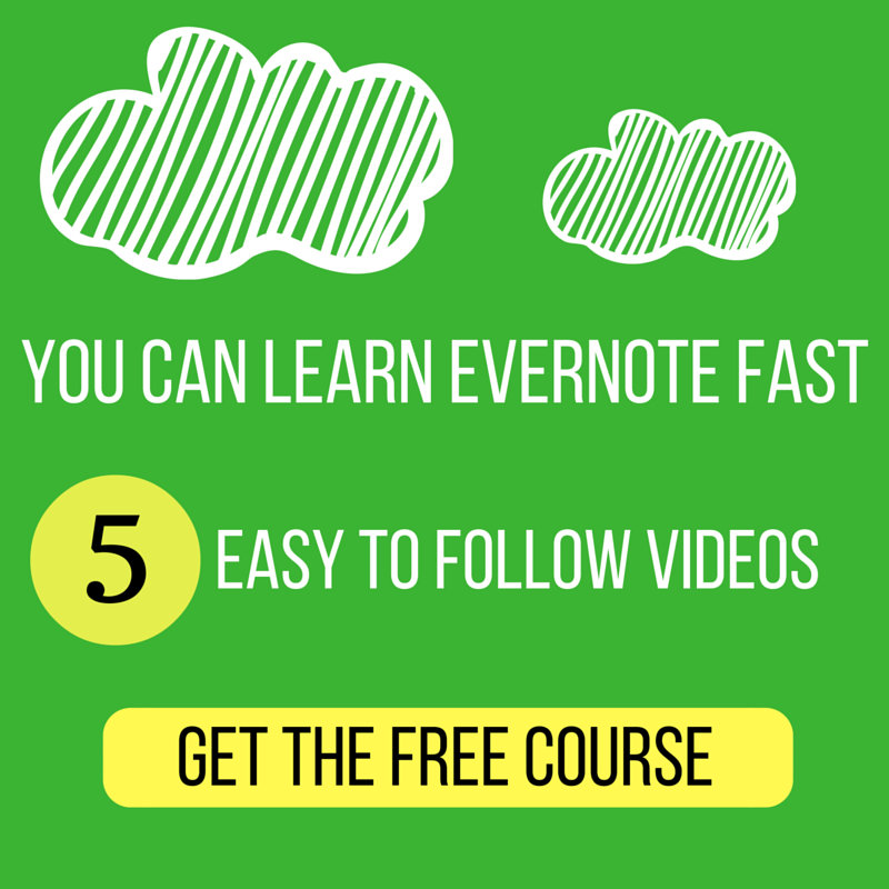 Learn Evernote Fast